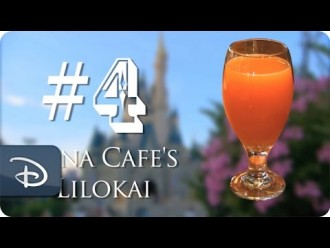 Top 5 Drinks at the Walt Disney World Resort