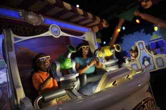 Toy Story Midaway Mania