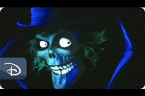 Behind the Scenes Video: Disney Imagineers Reveal Haunted Mansion Hatbox Ghost Trick