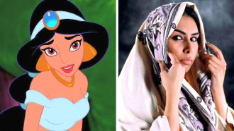 What Historically Accurate Disney Princesses Would Really Look Like