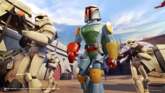 Star Wars Boba Fett Joins Cast of Disney Infinity