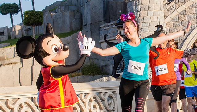 Everything You Need to Know About the Inaugural Disneyland Paris Half Marathon Weekend