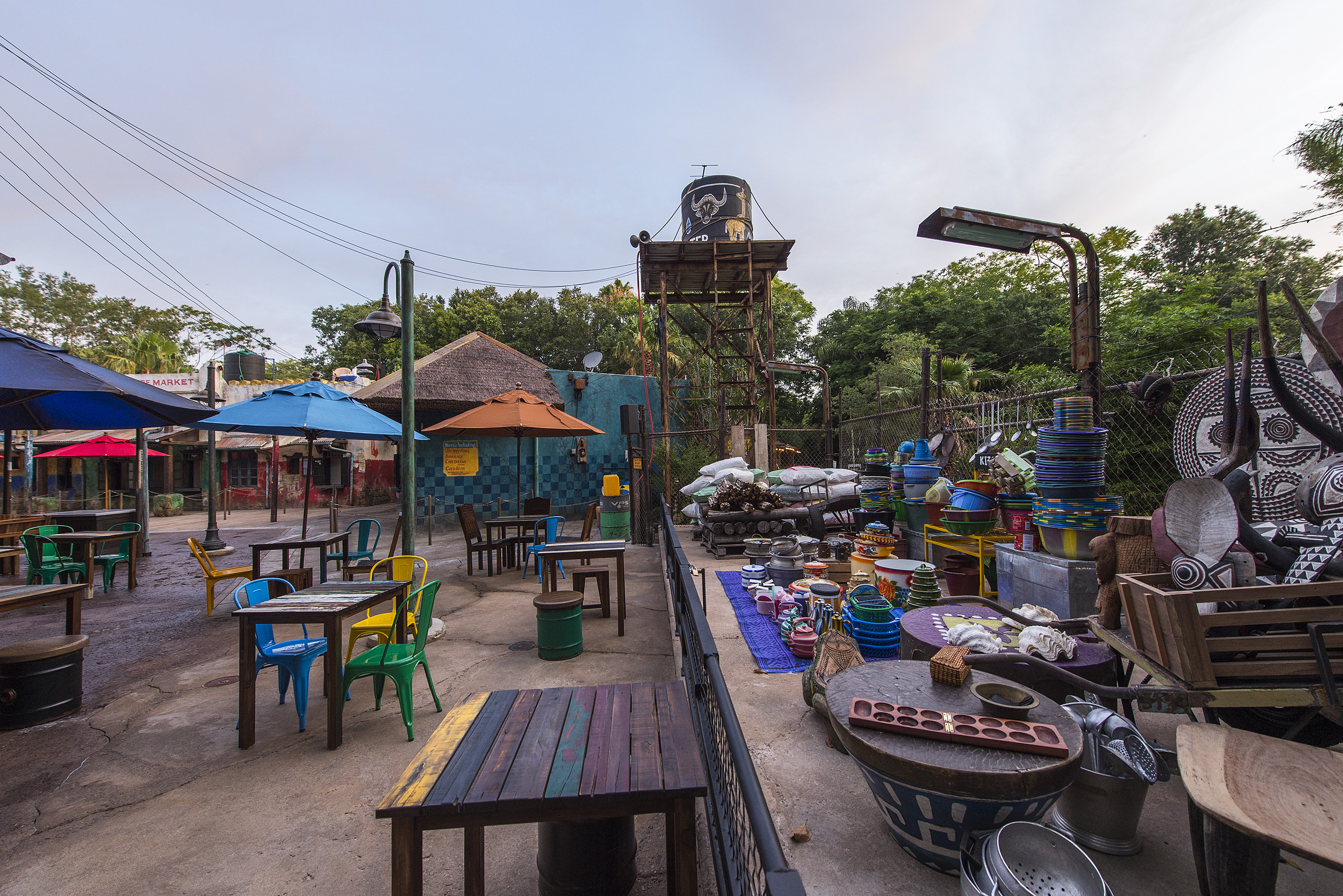 First Look Inside The New Harambe Market At Disney S