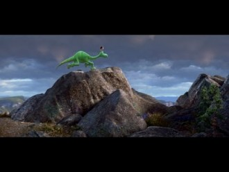 "Disney Pixar's ""The Good Dinosaur"" Teaser Movie Trailer"