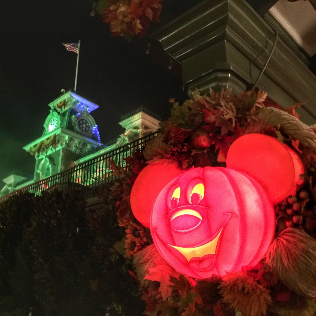 Mickey's Not So Scary Halloween Party in the Magic Kingdom 2015