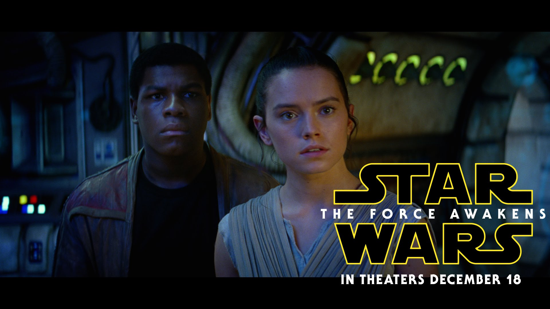 New Star Wars The Force Awakens Movie Posters Revealed