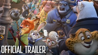 "Disney Releases Second ""Zootopia"" Movie Trailer"