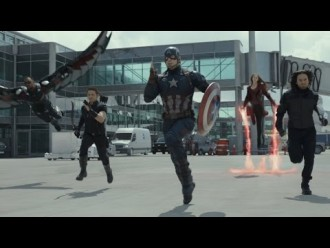 "MARVEL's ""Captain America: Civil War"" Movie Trailer"