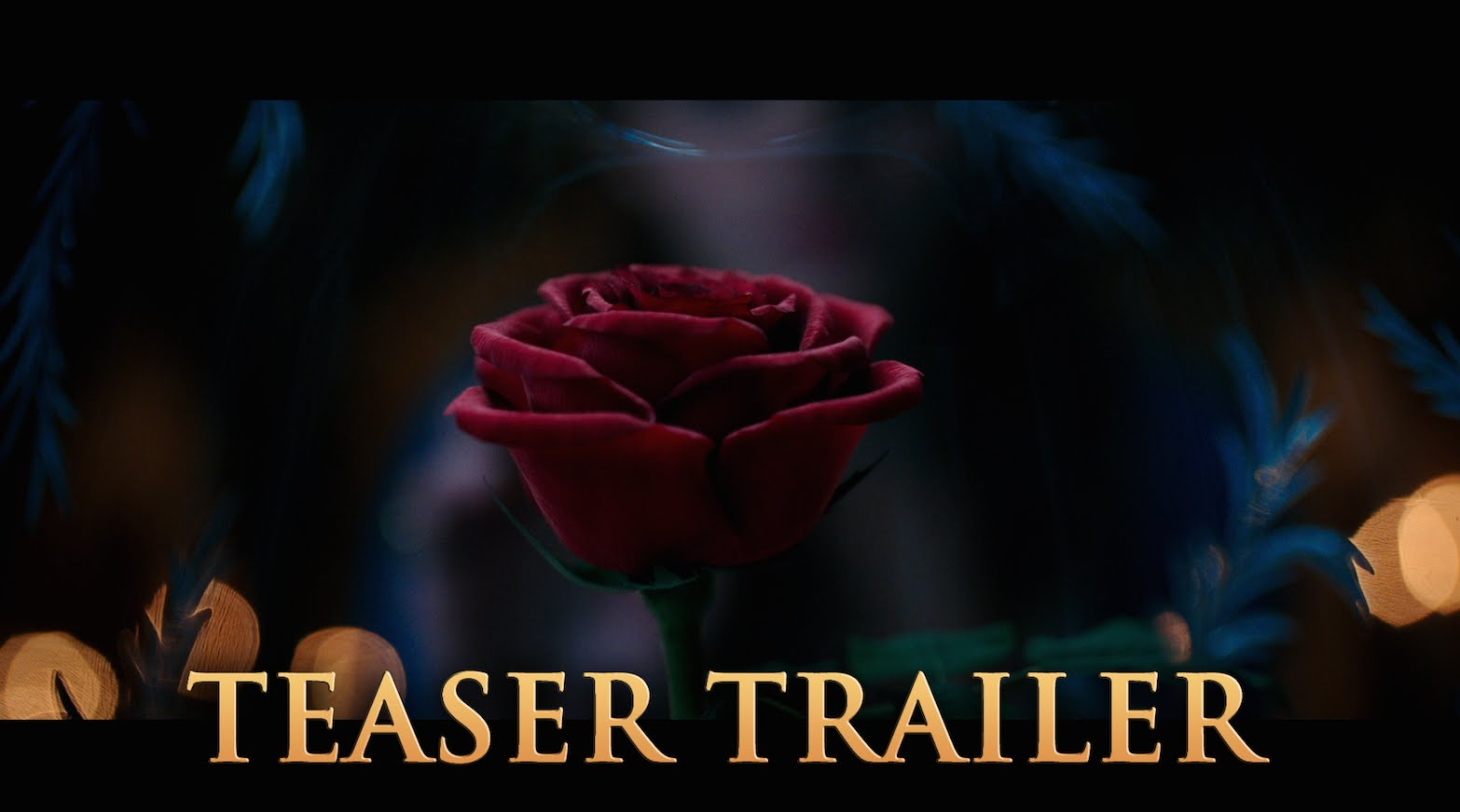 Disney S Beauty And The Beast Live Action Teaser Trailer