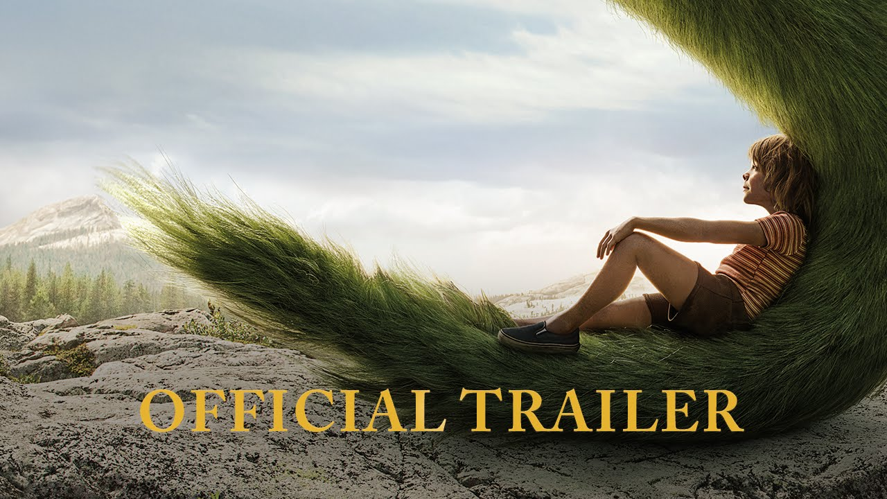 Official Movie Trailer For Disney S Pete S Dragon Reboot Disney Every Day