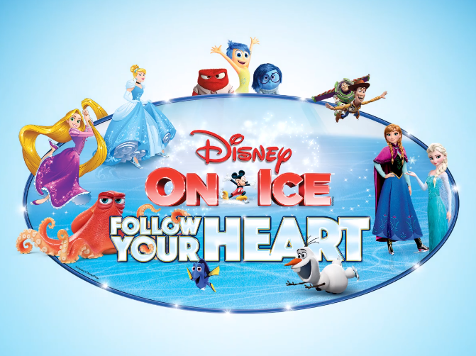 "Add Disney on Ice ""Follow Your Heart"" to Your Orlando Vacation"
