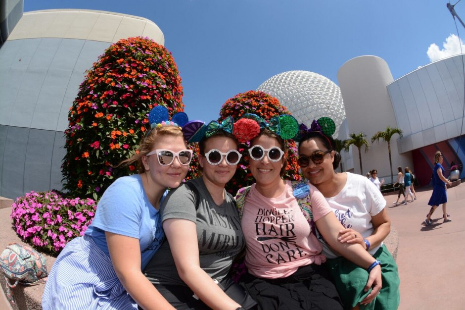 Experience the Magic of an Exclusive Girls Getaway Weekend at the Walt Disney World Resort