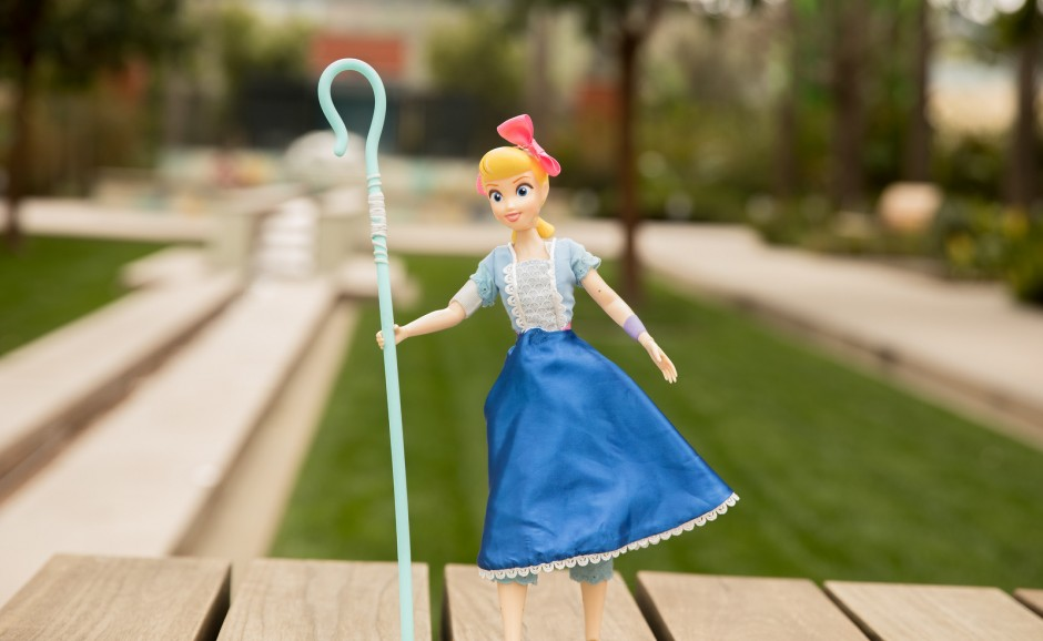 Disney Pixar Toy Story Bo Peep Talking Action Figure