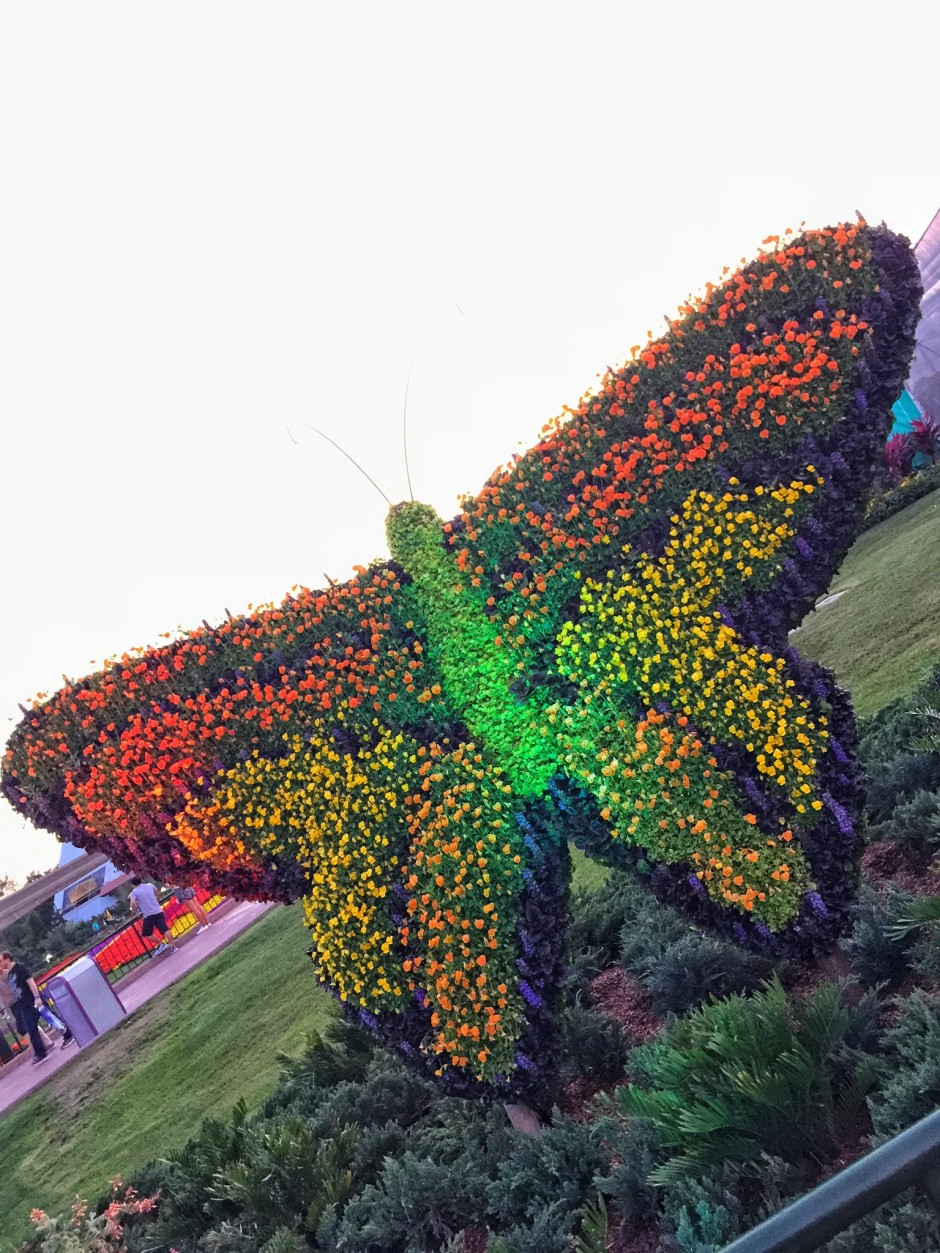 What S New At The 2019 Epcot International Flower And