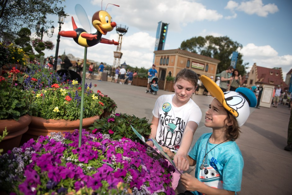 What's New at the 2019 Epcot International Flower and Garden Festival