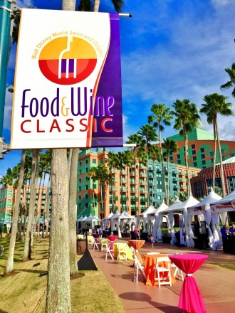 2019 Walt Disney World Swan & Dolphin Food & Wine Classic Dates and Prices