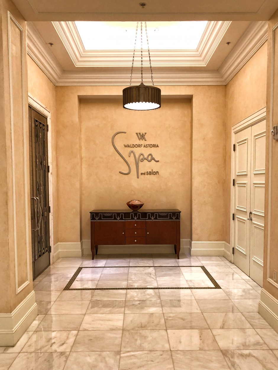 Himalayan Salt Therapy Room Comes to Spa at Walt Disney World
