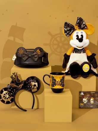 New Minnie Mouse The Main Attraction Collection for February 2020