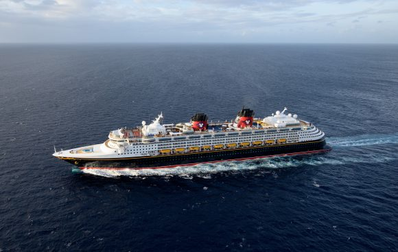 The Disney Wonder Disney Cruise Lines SHip