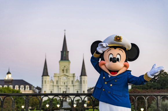 Disney Wonder Now Sailing from New Orleans Cruises