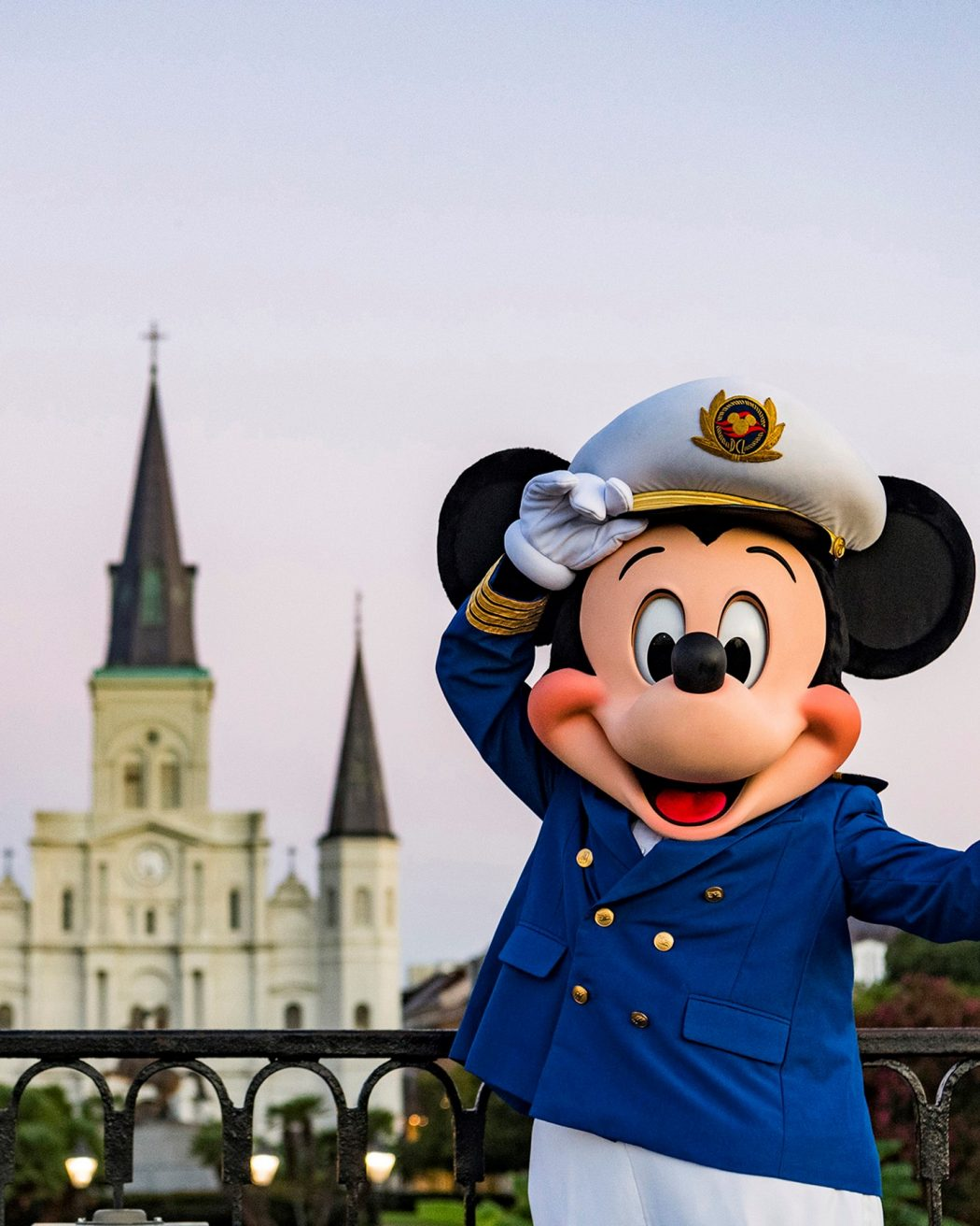 Disney Wonder Now Sailing from New Orleans