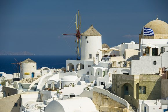 2021 Disney Cruise Line Itineraries include Greece