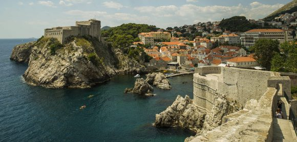 2021 Disney Cruise Line Itinerary includes a stop in Dubrovnik, Croatia