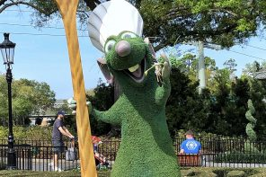 What's new at the 2020 Flower and Garden Festival at Walt Disney World in Orlando, Florida