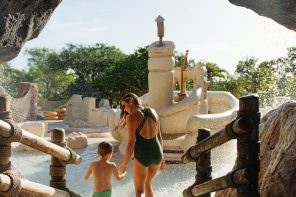 Typhoon Lagoon Water Park at Walt Disney World in Orlando, Florida