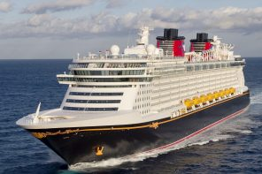Disney Cruise Line Disney Wonder ship