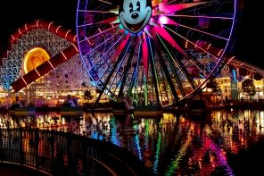 Disney's California Adventure theme park in Anaheim California